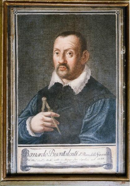 Bernardo Buontalenti, widely considered the father of modern gelato