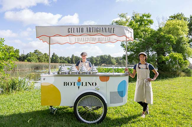 Gelato Events Catering